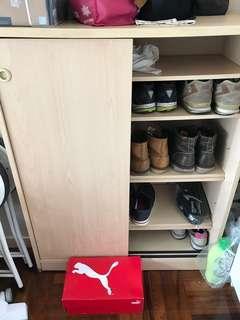 鞋櫃 多層 趟門