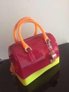 FURLA candy satchel bag