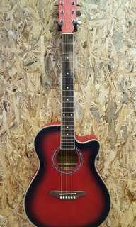TengHai TH-40B RDS SB 40 inch acoustic guitar New 2018