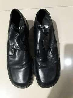 Esprit Leather Shoes ( free ongkir )