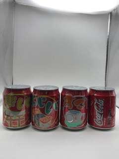 可樂汽水罐250 mL每個15