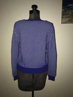 Mossman checkered top