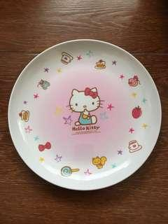 "Hello Kitty 10""膠碟"