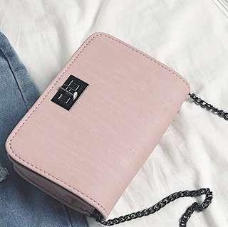 • Preorder • Pink Mini Sling Bag