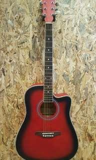 TengHai TH-41A RDS 41 inch acoustic guitar New 2018