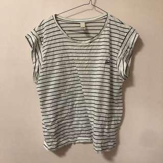 Lee striped shirt