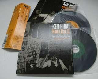 日版初回 平井堅 Ken's Bar II CD+Live DVD