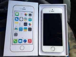 Iphone 5S 16gb SEMI FU Complete Package