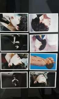 Bts photocard (suga)