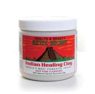 Aztec Healing Clay Mask