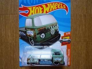 Hotwheels Volkswagen T2 Pickup