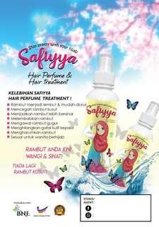 READY STOCK Safiyya Hair Treatment Perfume