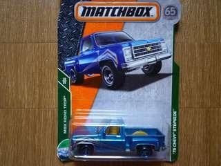 Matchbox '75 Chevy Stepside