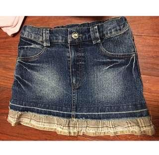 🚚 Mini-j牛仔短裙