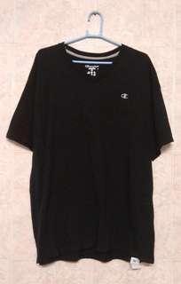 Champion V neck Tshirt authentic #DEC30