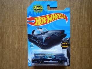 Hotwheels TV Series Batmobile
