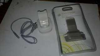 Quick charger xbox 360
