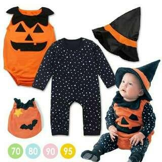 Baby Halloween Costume [Preloved]