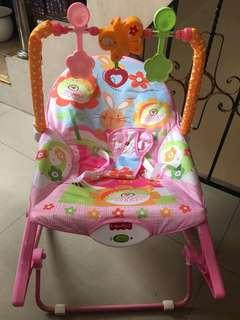 Pre-loved baby rocking chair