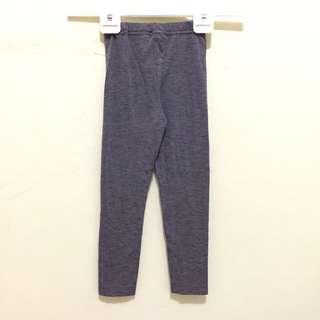 Uniqlo Baby Heattech - Legging Abu Long Jhon Anak