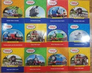 Thomas & Friends 15*15cm titles series