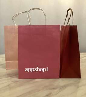 Feminists paper bag - door gift carrier, DIY goodies bag packages