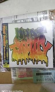 Phat Family Japan release Cd +DVD