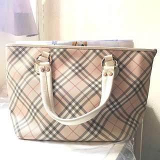 Burberry handbag 手換袋