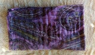 Paisley Printed Shawl (large)