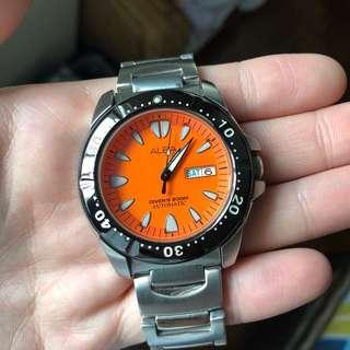 Alba AL-4013X Orange Wave