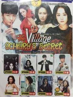 Kaset dvd drama korea The Village Achiara's Secret