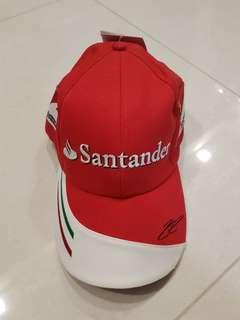 F1 Ferrari Cap