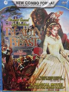 Kaset dvd film barat BEAUTY AND THE BEAST