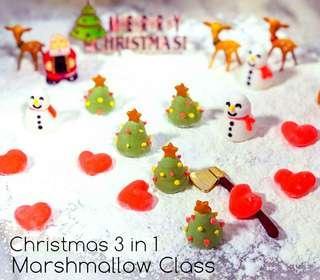 Christmas Marshmallow