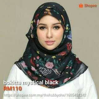 Bokitta mystical black