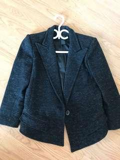 Smythe wool blazer