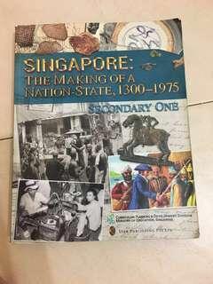 Sec 1 History Textbook