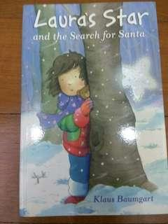 Children story - Laura's Star and the Search for Santa