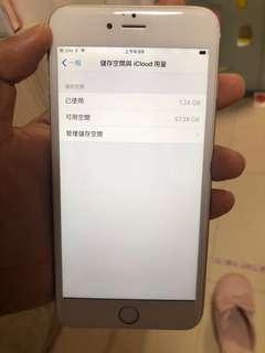 iPhone 6 Plus 64GB 九成新 金色gold 已貼全屏Mon貼