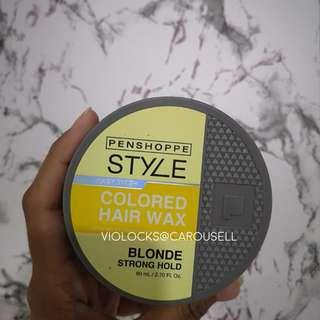 PENSHOPPE COLORED HAIRWAX