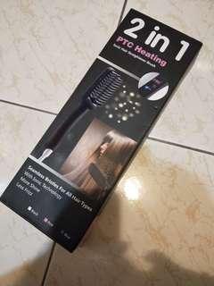電熱護髮直髮梳