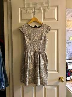Formal TOPSHOP dress size 4
