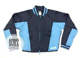 Adidas Sweater Jacket