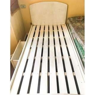 RUSH SALE! P3500 Single Bed with 3 Storage