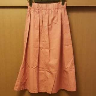 Korea pink dress
