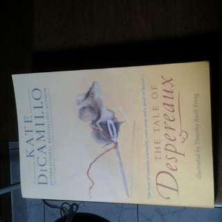The Tale Of Despereaux By Kate Dicamillo (From GEP Book List)