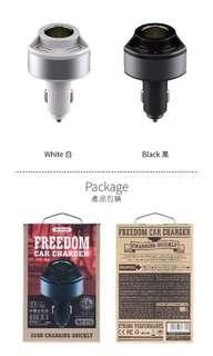 In Car Charger 4.8A