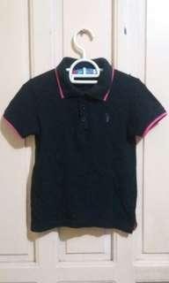 3-4y.o Junior Polo Shirt