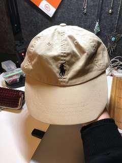 Ralph Lauren beige cap