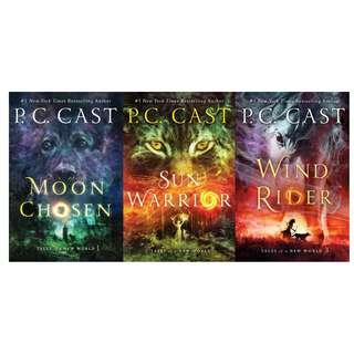 EBOOKS: Tales of a New World series (Book 1 - 3) by P.C. Cast